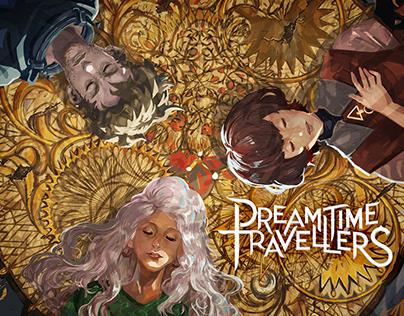 Dreamtime Travellers Illustrations