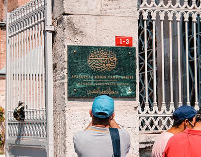 Hagia Sophia / Ayasofya Camii