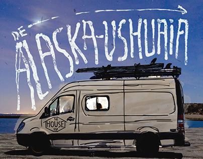 De Alaska a Ushuaia