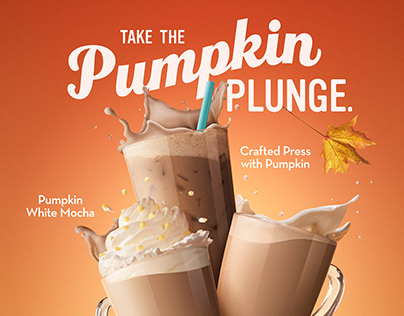 Caribou Coffee Fall 2018