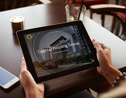 Capital Holding Group | Strategy, Brand, Website