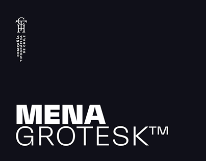 Mena Grotesk™