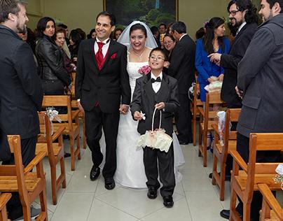 Matrimonio Sally y Luis