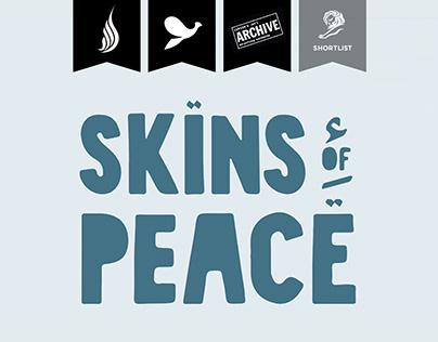 Amnesty International - Skins of Peace.