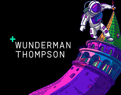 Wunderman Thompson / Branding Illustration