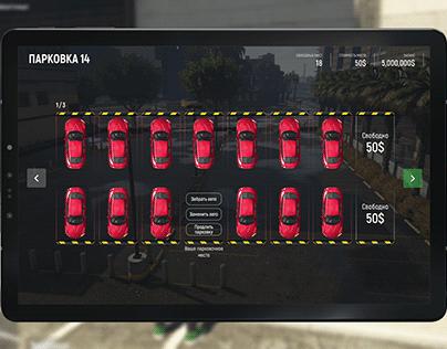 Parking GTA