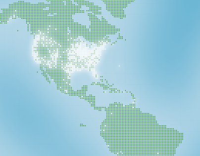 POS graphics - Reading Room global map