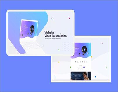 Website Video Presentation