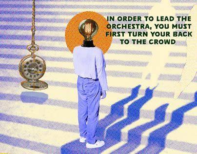 Lead the way..