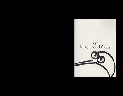 517 long-nosed faces