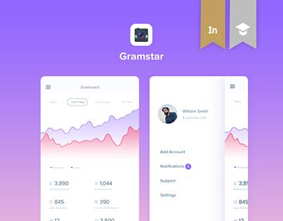 Gramstar (Mobile App)