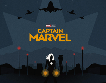 "The Poster Posse X ""Captain Marvel"" (Official)"