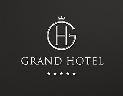 GRAND HOTEL / Rebranding Corporate Identity