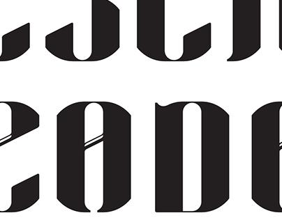 Deseret Header Font