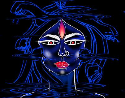 Kali x Medusa