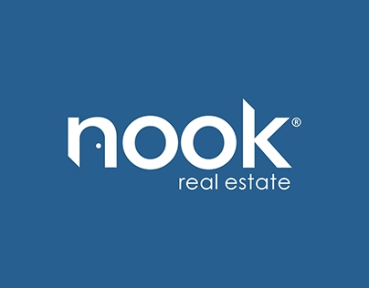 Nook Real Estate Branding