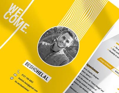 Personal CV.