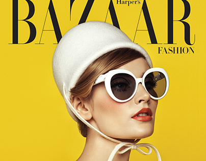 60's Inspired for Harpers Bazaar Vietnam Style Cover