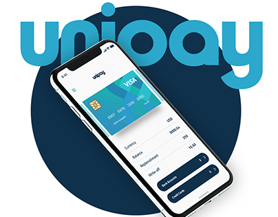 UniPay app UI/UX | iOS, Android