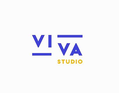 Animación logotipo Viva Studio