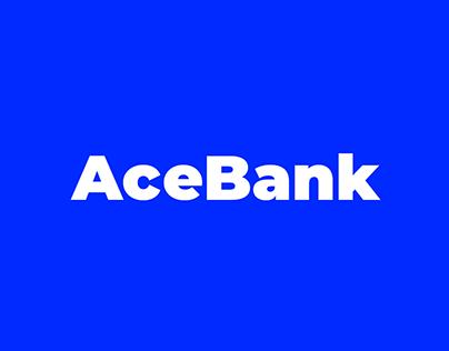 Acebank branding