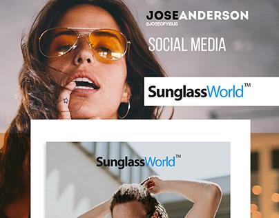 Social Media Design | SunglassWorld