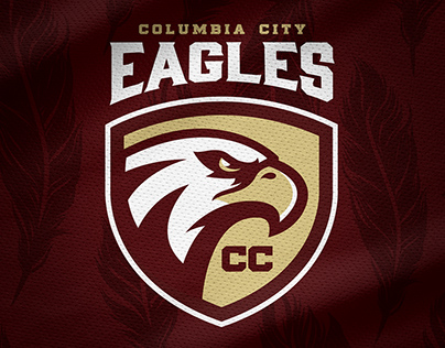 Columbia City Eagles - Rebrand