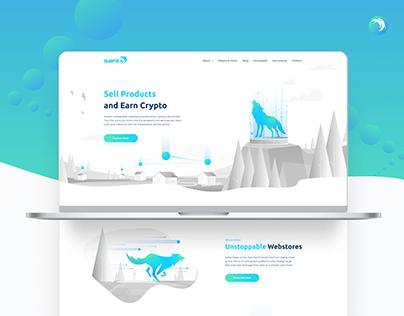 Safex - Website Design