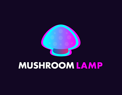 Logo - Mushroom Lamp