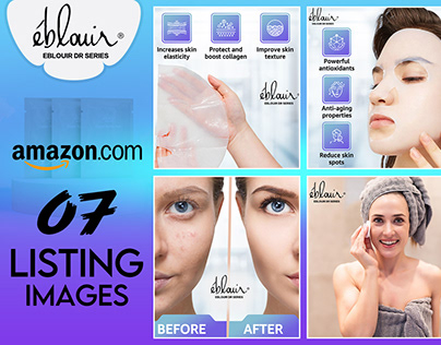 Amazon Listing Images Design and A+ Content | EBC