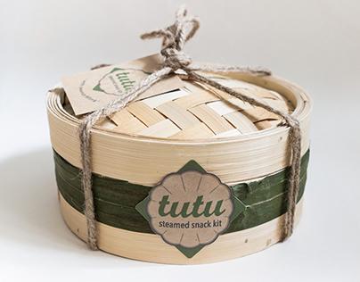tutu – Steamed Snack Kit [Singapore Souvenir Packaging]