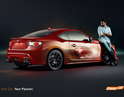 Toyota Subsidiary Launch | Ad Campaign