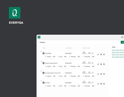 Everyqa   Test management system   QA