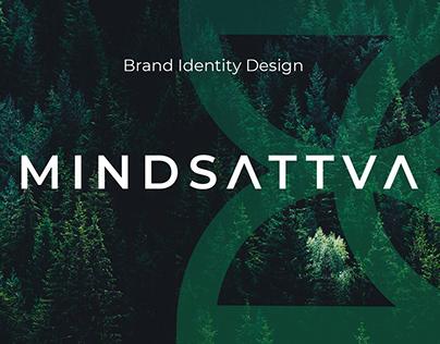 Brand Identity Design -Mindsattva Branding