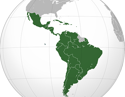 Latin America Reference Work Offers New Focus on Intern
