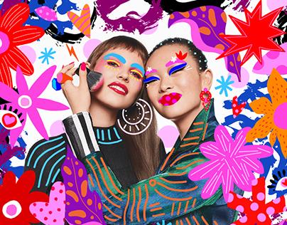 Sephora Beauty Anniversary X Andreea Robescu