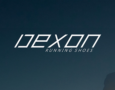 Logo Design (dexon running shoes)