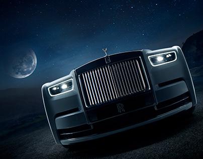 Rolls-Royce Phantom Tranquility project