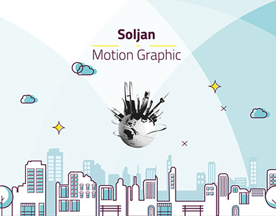 Soljan Motion Graphic Video