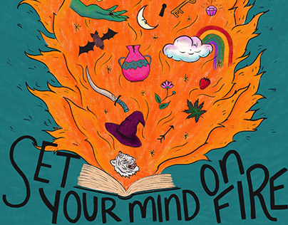 Set Your Mind on Fire