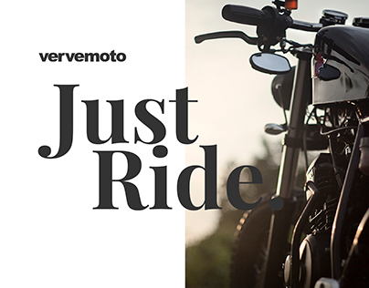 Vervemoto | Website and customizer