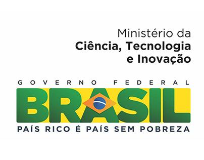 Projeto para o Ministério da Ciência do Brasil