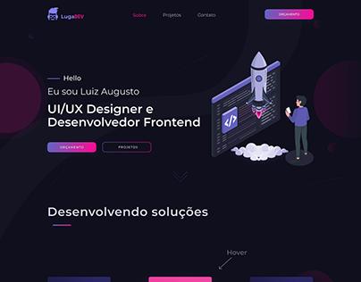 Portfólio Website