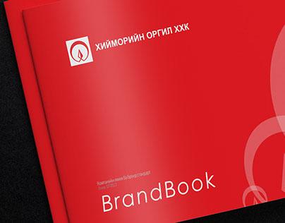 BrandBook - Hiimoriin Orgil Co.,Ltd Хийморийн Оргил ХХК