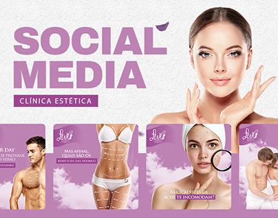 Social Media   Clínica Estética I