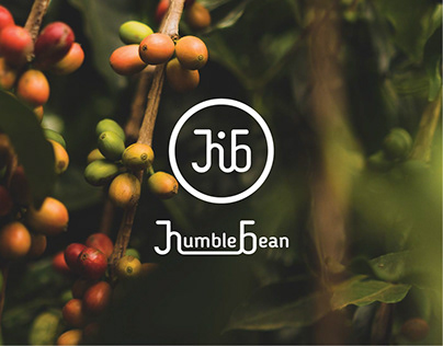 HumbleBean Coffee Co. Branding
