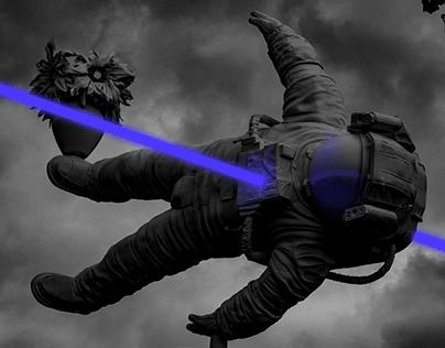 NeonRGB Series - Photomontage