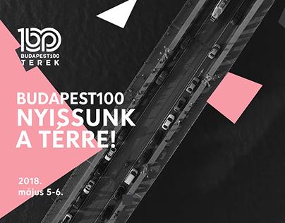 Budapest 100 moodfilm drone footage
