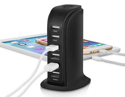Atrico USB Port