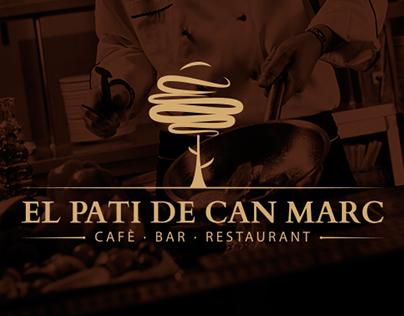 Brand Identity El Pati de Can Marc